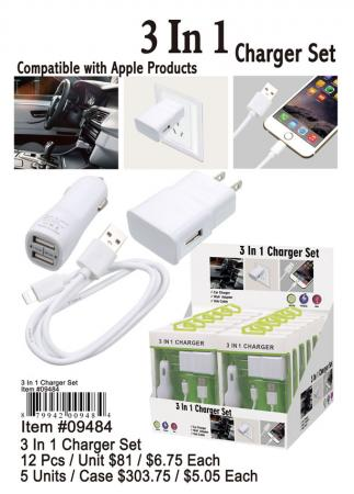 09484-I-Phone-3-in-1-Charger-Set