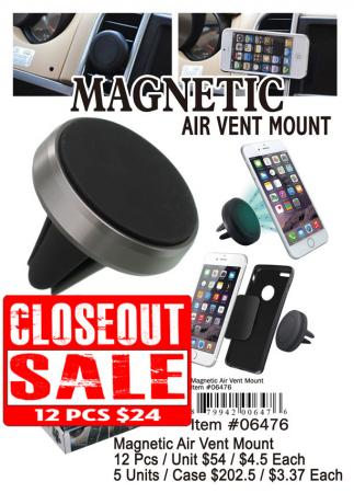 Vehicle-06476-Magnetic-Air-Vent-Mount-12-24