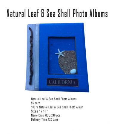 Natural-Leaf-and-Sea-Shell-Photo-Albums.jpg