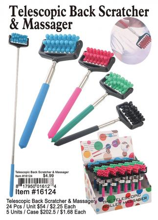 16124-Telescopic-Back-Scratcher-&-Massager