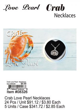 08326-Crab-Love-Pearl-Necklace