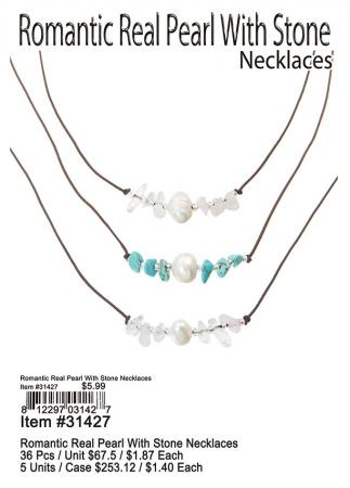31427-Romantic-Real-Pearl-With-Stone-Necklaces