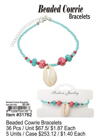 31762-Beaded-Cowrie-Bracelets