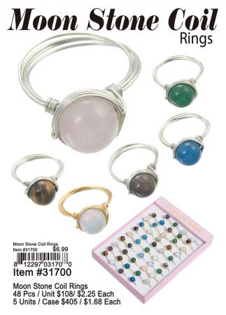 31700-Moon-Stone-Coil-Rings