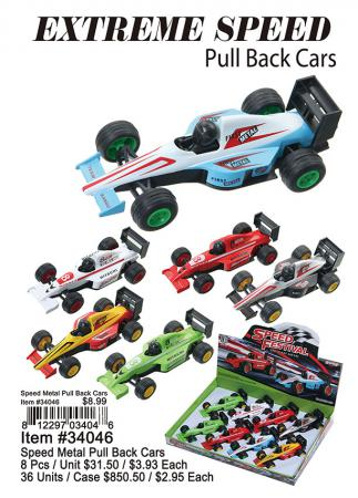 34046-Extreme-Speed-Pull-Back-Cars