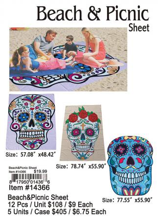 14366-Beach&Picnic-Sheet