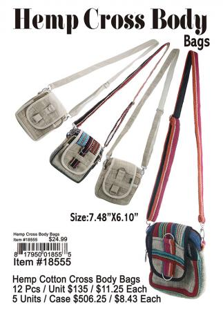 18555-Hemp-Cross-Body-Bags