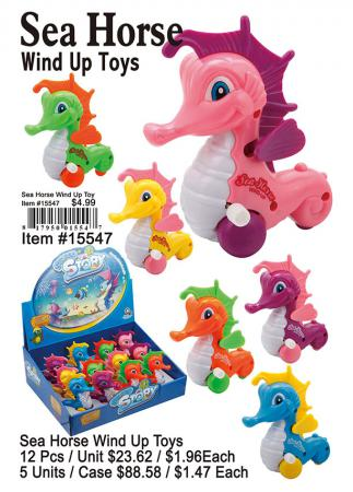 15547-Sea-Horse-Wind-Up-Toys
