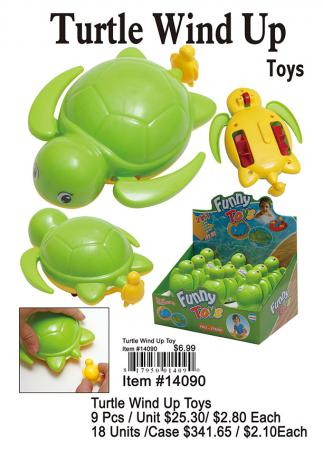 14090-Turtle-Wind-Up-Toys
