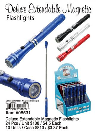08531-Deluxe-Extendable-Magnetic-Flashlights
