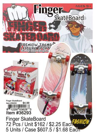 36293-Finger-SkateBoard