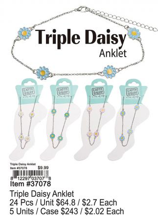 37078-Triple-Daisy-Anklet