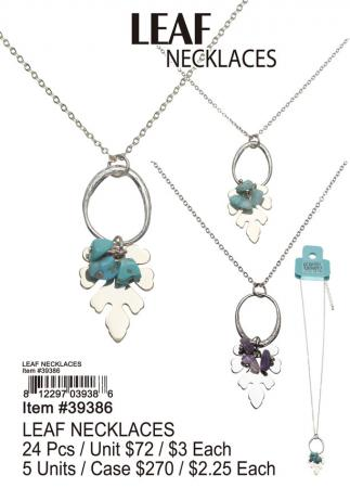 39386-Leaf-Necklaces