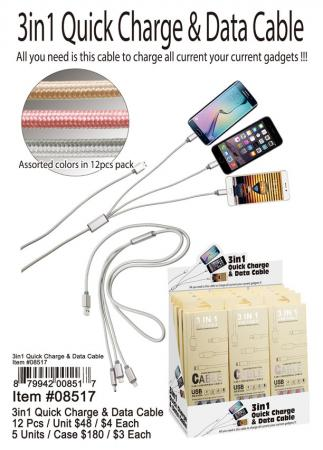 08517-3in1-Quick-Charge-&-Data-Cable