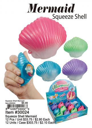 30024-Mermaid-Squeeze-Shell