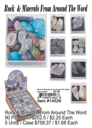 14526-Rock-&-Minerals-From-Around-The-Word